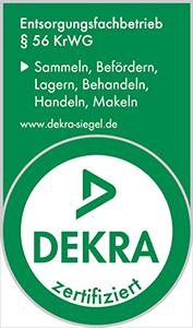 DEKRA - Gütesiegel